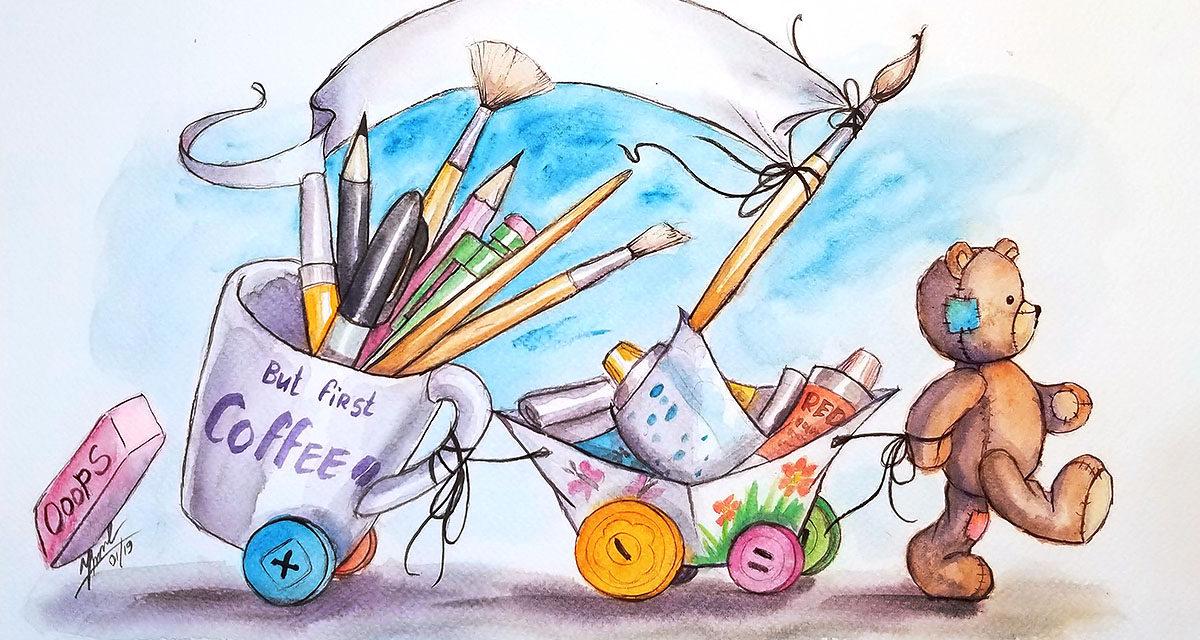 Benefits of Being an Artist