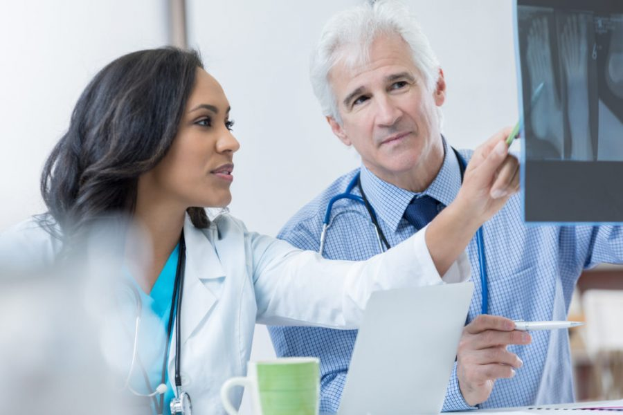 The role of an orthopedic doctor