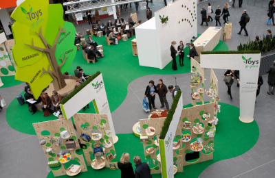 How to plan an eco-friendly exhibition